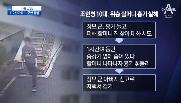 '안인득 사건' 일주일 만에…이웃 살해한 조현병 10대