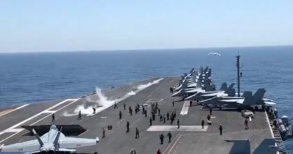 [글로벌 뉴스룸] 항모-폭격기 중동 배치…이란에 경고 ....