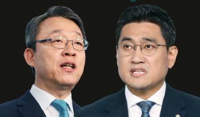 바른미래당 원내대표 경선…김성식·오신환 '2파전'