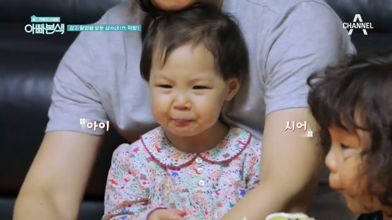 가족 잡지 촬영을 앞둔 도블리네!♥로시x로라의 레몬으로....