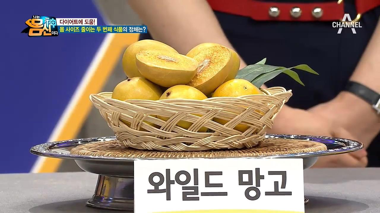 [몸신추천!] 몸 사이즈 확~줄이는 두 가지 음식 大공....