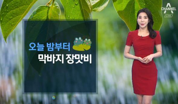 [날씨]내일부터 장맛비 전국 확대…중부지방 최대 400....