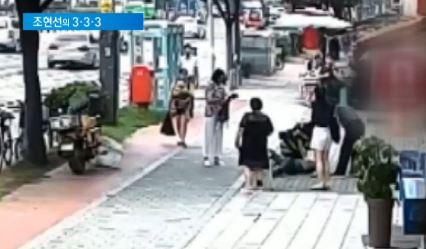 [333 뉴스]'심장충격기' 단 소방차…환자 살렸다