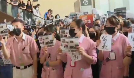 [글로벌 뉴스룸]홍콩 병원 의료진, 경찰 과잉 진압 규....