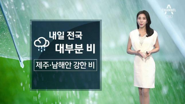 [날씨]내일 전국 대부분 비…제주·남해안 강한 비