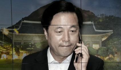 """[단독]김두관 """"동양대 총장에게 청와대 분위기 전달했다...."""