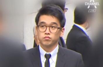 """CJ 회장 장남 이선호, 제발로 검찰 찾아가 """"구속해 ...."""