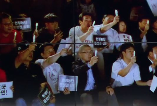 한국당, 조국 직무정지 가처분 신청 추진…장외 집회 계....