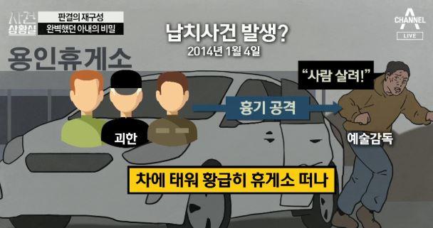 [판결의 재구성]예술감독 납치·살인사건…아내가 사주