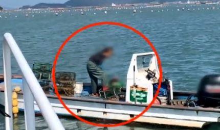 [오픽]손 맞잡은 노부부…바다 빠진 아내 살렸다