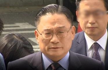 [순간포착]'갑질논란' 박찬주…한국당 인재로 영입?