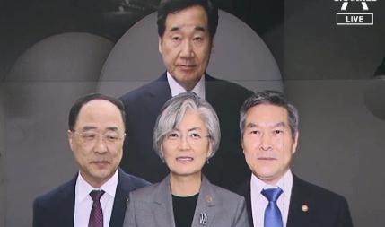 靑·내각 승부수 던졌다…총리·장관·차관 총선 총동원