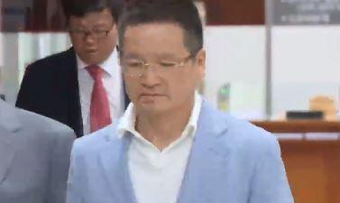"""'별장 성접대' 윤중천 1심 실형…""""성폭행, 공소시효 ...."""