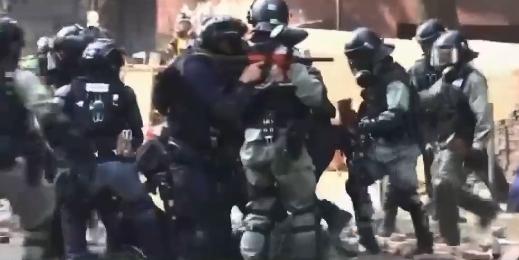 [글로벌 뉴스룸]홍콩 경찰, 이공대 진입…400여 명 ....