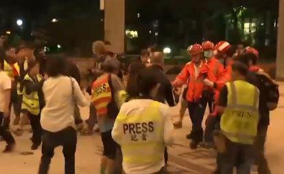 """[글로벌 뉴스룸]홍콩 선거 당선자들, 이공대로…""""경찰,...."""