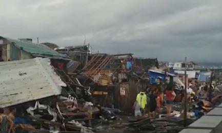 [글로벌 뉴스룸]초강력 태풍 '간무리' 필리핀 상륙
