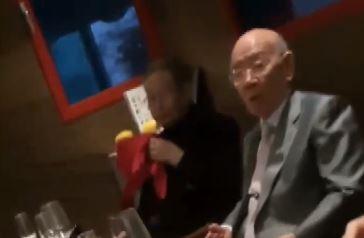 """전두환 오찬 논란…""""각하 호칭·불도장 포장주문까지"""""""