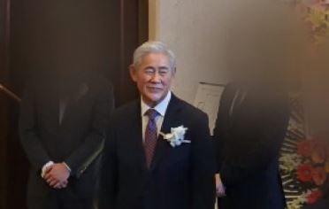[오픽]최경환의 '특별한 휴가'…딸 결혼식 참석