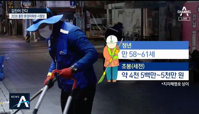 [김진이 간다]'초봉 5천만 원' 20대도 탐내는 환경....