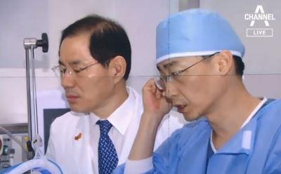 이국종-병원장, 닥터헬기 도입 때도 충돌…'소음'이 발....