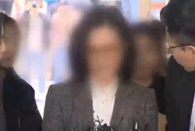 정경심 오늘 첫 법정 출석…표창장·펀드 '공방'
