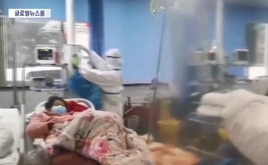 """[글로벌 뉴스룸]中 코로나 사망 425명…""""사망자 축소...."""