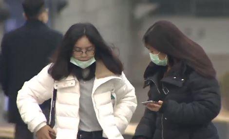 [날씨]전국 미세먼지 '비상'…내일 새벽까지 '비'