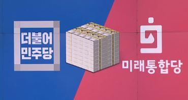 """""""지원금, 더 많이 더 빨리"""" 여야 경쟁…靑도 기류 변...."""