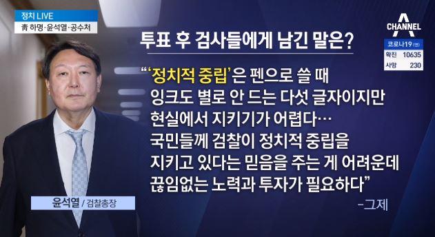 """""""윤석열 거취 묻는다""""…여권-검찰 2라운드"""