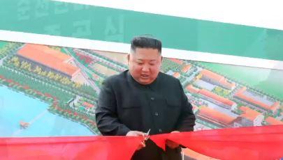김정은, 20일 만에 공개활동…어떤 모습?