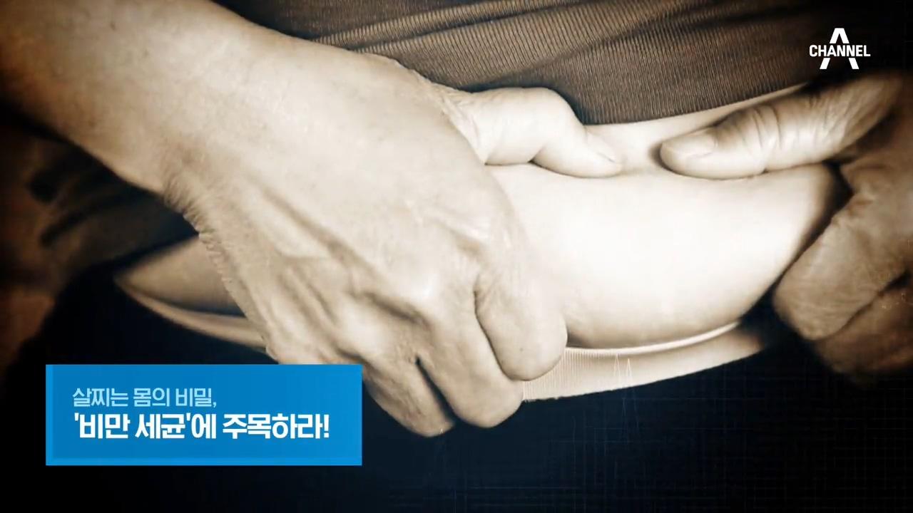 특별기획 살찌는 몸의 비밀, '비만 세균'에 주목하라