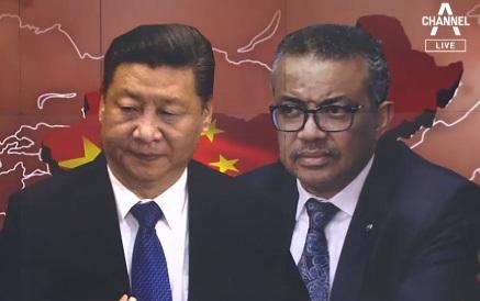 """독일 언론 """"시진핑, WHO 사무총장에 팬데믹 연기 요...."""