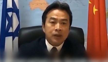 이스라엘 주재 중국 대사, 부임 3개월 만에 급사[글로....