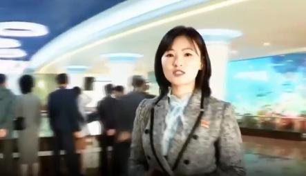 [순간포착]평양 이모저모 소개하는 北 유튜버들
