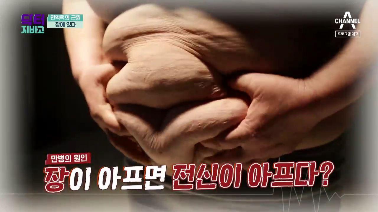 [예고] 면역의 중심, 장腸을 사수하라!