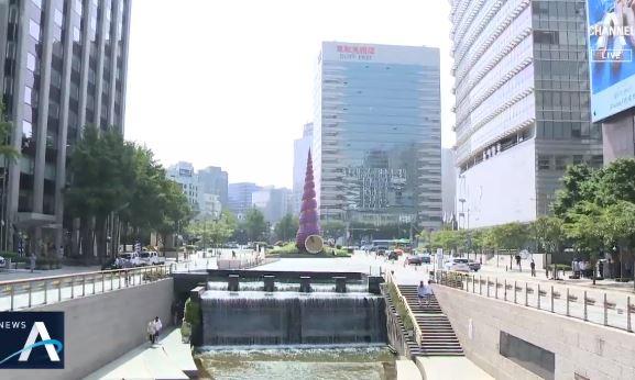 [날씨]내일 서쪽 지방 '무더위'…다음 주 수·목 '비....