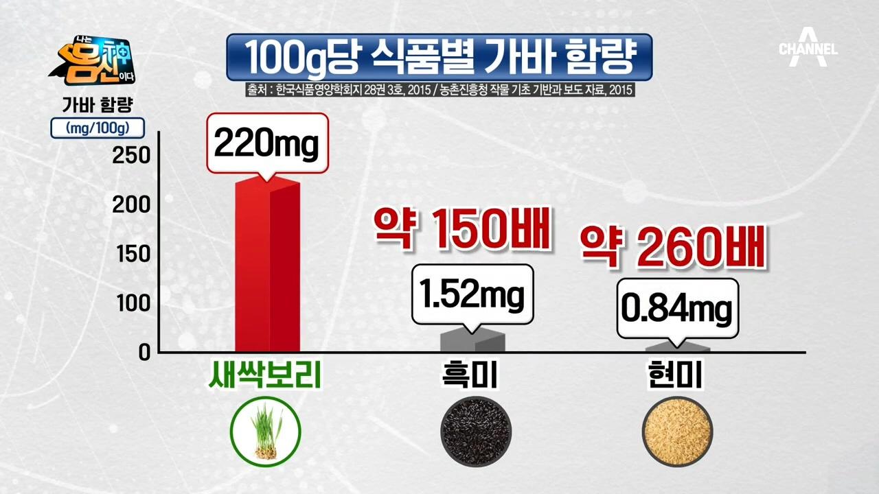 혈압 완화를 도와주는 '새싹 보리' 초간단 새싹 보리 ....