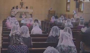 평화의 기도 올린 연평도…北 도발 이후 첫 종교 활동