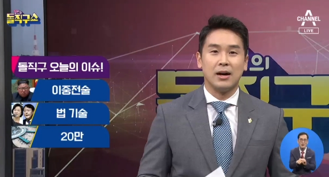 [2020.6.25 방송] 김진의 돌직구쇼 511회