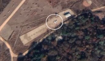 [단독]2배 커진 '북한판 프레데터' 평양 인근서 포착