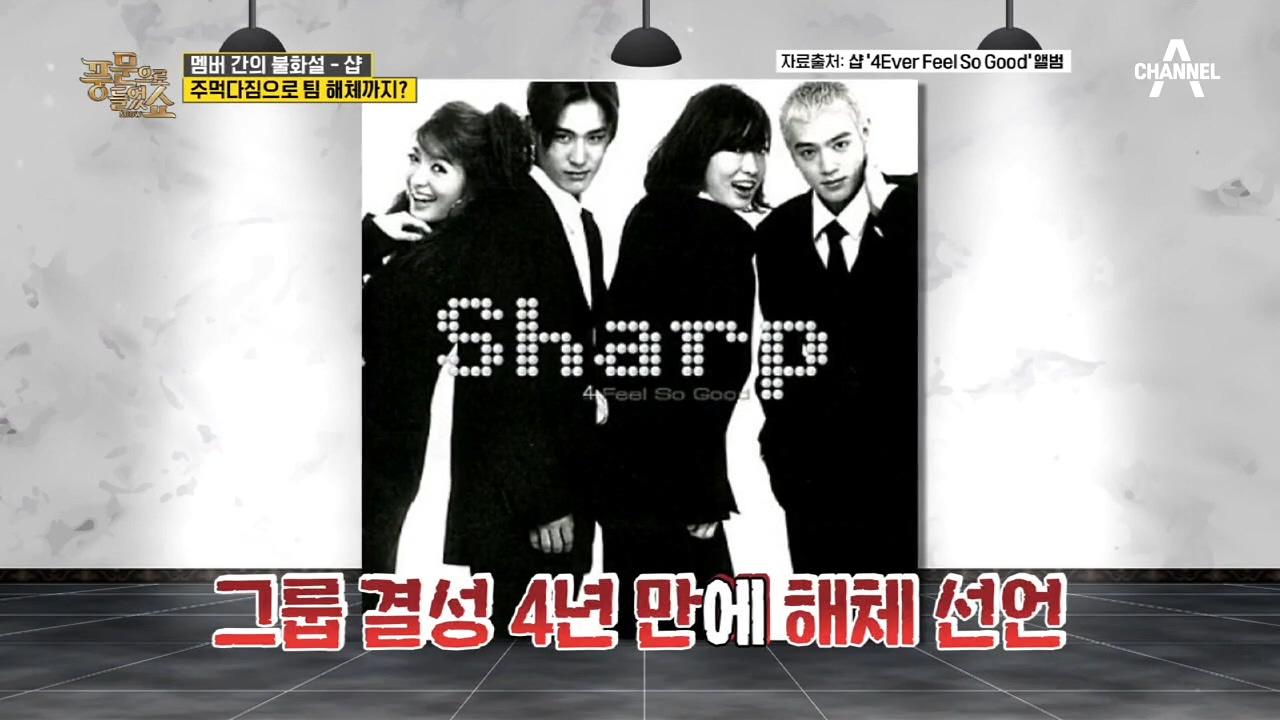 아이돌 불화(?)의 아이콘 '샵'!  폭행 논란으로 기....