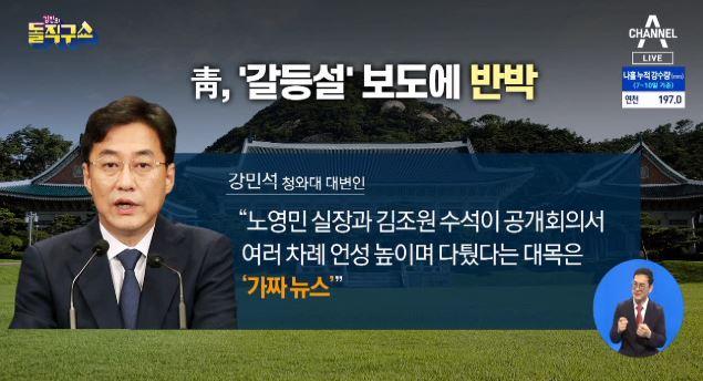 [2020.8.10] 김진의 돌직구쇼 543회