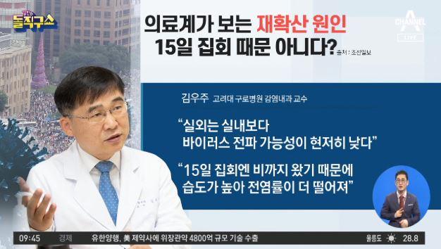 [2020.8.20] 김진의 돌직구쇼 551회