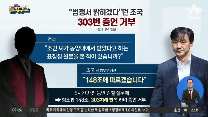 [2020.9.4] 김진의 돌직구쇼 562회