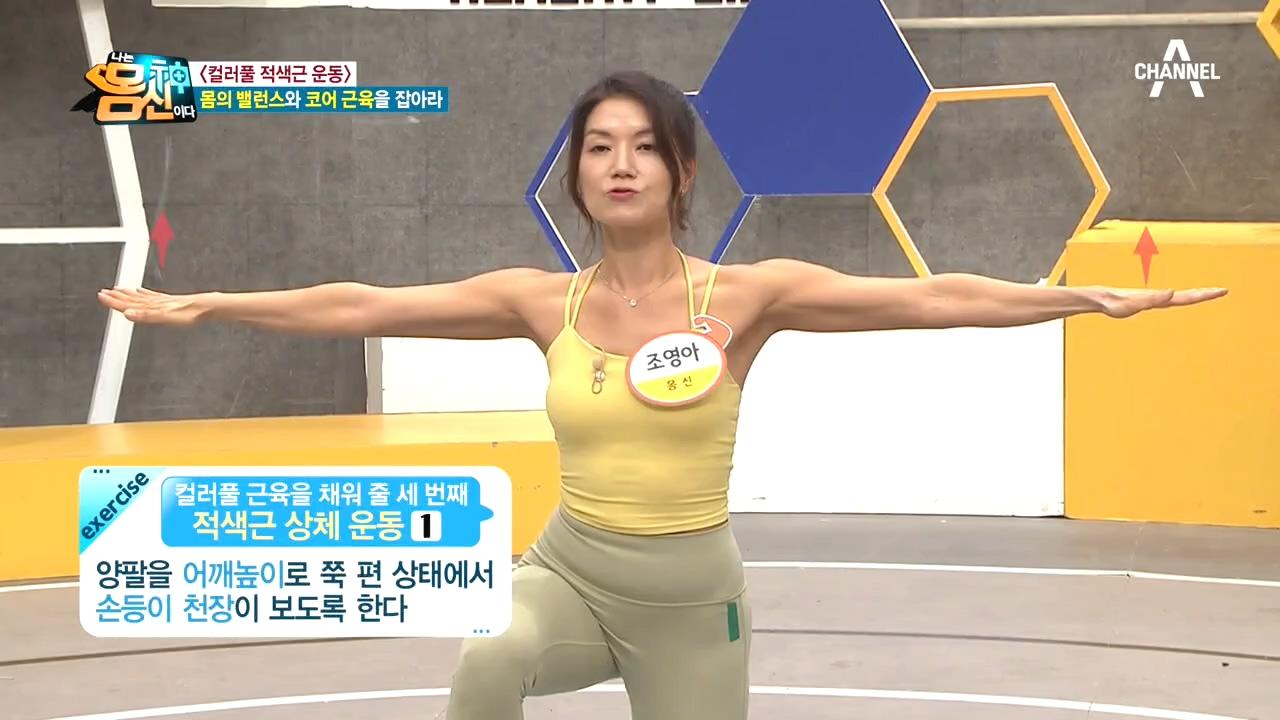 (근육량이 아닌 근육의 질을 높여라) 컬러플 근육을 채워 줄 몸신의 '특급 운동법'