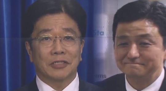 아베 동생이 방위상…日, '회전문 인사' 스가 정권 출....