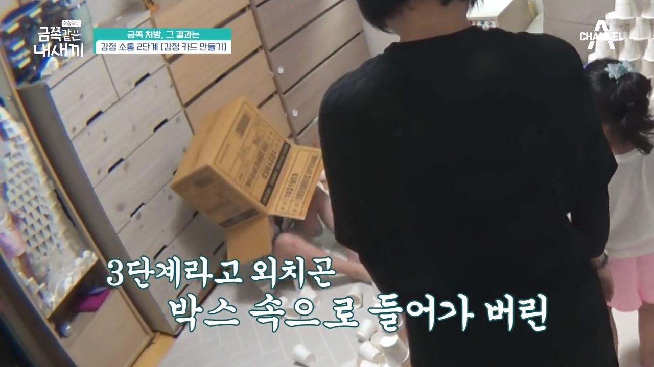★오은영의 금쪽 처방★ 돌아온 탑 쌓기 놀이! 화가 난....
