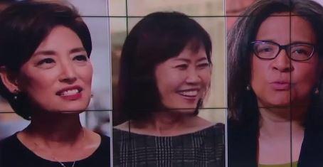 [유라이크]영옥·은주·순자…여성 3인방 美 의회 입성