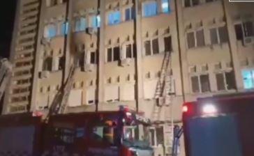 루마니아 병원 중환자실 화재…코로나19 환자 10명 사....