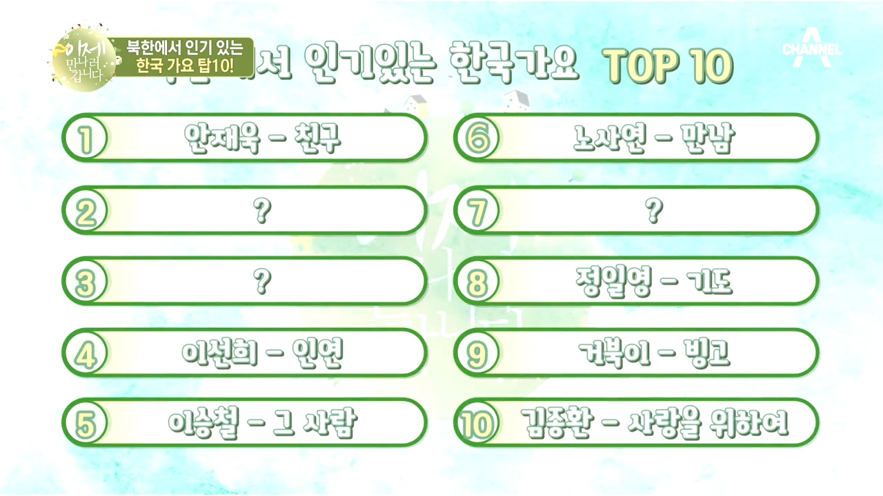 北에도 퍼지는 K-pop! 북한에서 인기 있는 한국 가....